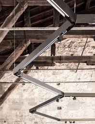 cn10architetti new installation in the sala delle capriate palazzo
