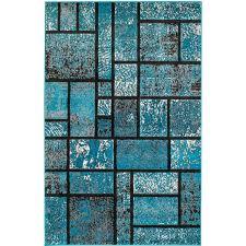 Teal Living Room Rug Trent Austin Design Russet Teal Area Rug U0026 Reviews Wayfair
