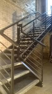 home interior railings decoration steel stair railing fascinating staircase at home