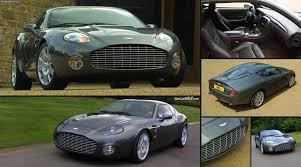 zagato car aston martin db7 vantage zagato 2002 pictures information u0026 specs