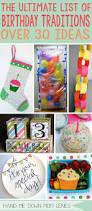 best 25 birthday traditions ideas on pinterest first birthday
