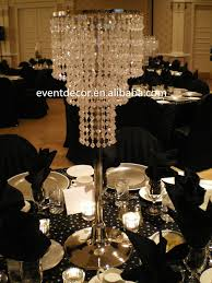 Tabletop Chandelier Centerpiece by Chandelier Centerpieces For Weddings