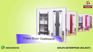 regular and steel cupboard by shilpa enterprise rajkot youtube
