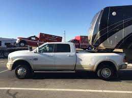 Dodge Ram 3500 Weight - looking for experience towing primetime crusader 5th wheel with