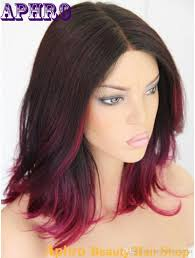 ombre for shorter hair ombre hair color on short hair ombre for short haircut curly short