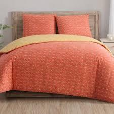Double Duvet Set Modern Duvet Comforter Sets Allmodern