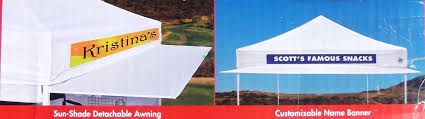 Ez Awning Ezup Ez Up Canopy Replacement Top