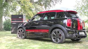mini countryman phev caught at electric watering hole autoblog