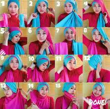 tutorial hijab paris ke pesta index of wp content uploads 2015 07
