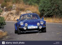 alpine a110 car renault alpine a110 sports car coupé coupe blue model