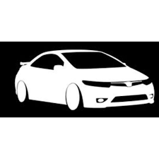 honda car stickers car decal stickers honda civic fan logo car accessories on