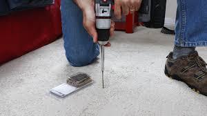 Squeaky Bathroom Floor Carpet Squeak Floor Repair Tip Today U0027s Homeowner