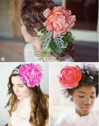 flowers for hair 50 wedding hairstyles using flowers