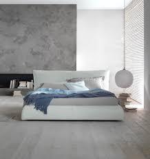 schlafzimmer wand grau gepolsterte auf moderne deko ideen plus