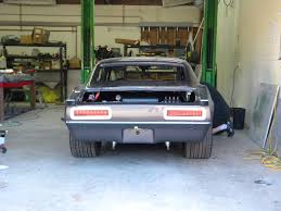 custom truck tail lights 1967 1968 chevy camaro rs led tail light panels new design