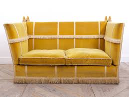 Knole Settee For Sale Sofa By Howard Lenygon U0026 Morant Knole 1910s For Sale At Pamono