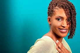 women of color twist hairstyles two strand twists with a stunning hair color black women