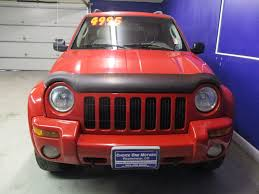2002 jeep liberty fog lights 2002 used jeep liberty 4 door limited edition 4x4 leather loaded at