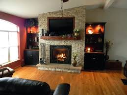 fireplace enclosures glass doors electric covers installed