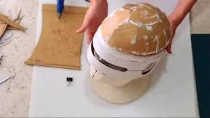 How To Make Halloween Cake Pops How To Build The Ultimate Diy Robocop Helmet With Cardboard
