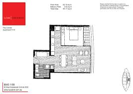 Marina Promenade Floor Plans by Lucas Real Estate 1110 2 Newquay Promenade Docklands Vic 3008