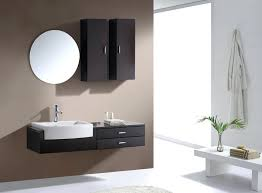 appealing contemporary vanities for small bathrooms modern