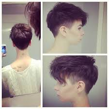 haircuts for hair shoter on the sides than in the back 25 stunning short hairstyles for summer 2017 chic short haircuts