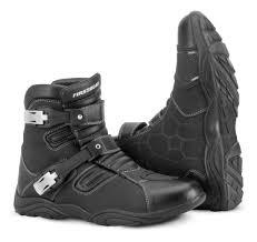 motorcycle street riding boots firstgear kathmandu lo wp boots revzilla