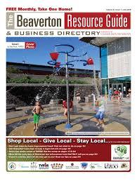 Beaverton Zip Code Map by Brg July 2016 By Beaverton Resource Guide Issuu