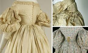 the 1830s in fashionable gowns a visual guide to the decade