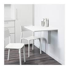 NORBERG Wallmounted Dropleaf Table White X Cm IKEA - Drop leaf kitchen table ikea