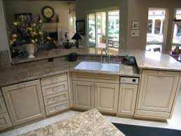 kitchen island with raised dishwasher prep sink placement in for