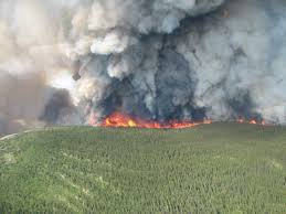 Wildfire Bc Government by Hudson U0027s Hope B C Community Evacuated As Wildfire Nears