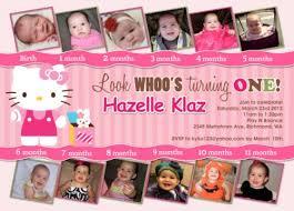 personalized hello kitty birthday invitations vertabox com