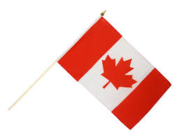 Canadian Flag Patch Canada Hand Waving Flag 12 X 18 Inch Best Buy Flags Co Uk