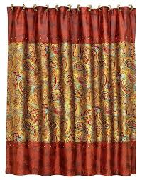 Paisley Shower Curtains Hxws4287sc