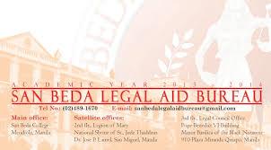 aid bureau contact us san beda aid bureau