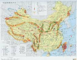 Map Great Wall Of China by Great Wall Map Of China