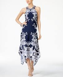 inc international concepts printed beaded dress created for