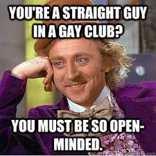 Gay Community Meme - whittle article will the gay village have been eroded by the