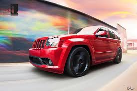 stanced jeep srt8 srt8 jeep red or black cant decide things i love pinterest