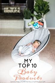 Top 10 Must Baby Items by Favorite Baby Products