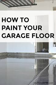 best 25 painted garage floors ideas on pinterest epoxy garage
