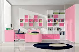 bedroom design bookcase in minimalist living room white flooring