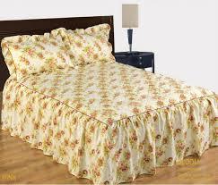 Gold Quilted Bedspread Bedroom Interesting Quilted Bedspreads For Modern Bedroom Design