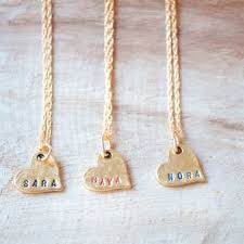 custom made name necklaces personalized heart necklaces heart pendants custommade