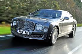 bentley mulsanne ti bentley mulsanne mulliner review auto express