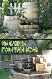 build a water feature in the garden u2013 exhort me
