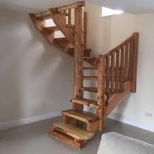 leitern fã r treppen 51 besten bildern zu stauraum unter der treppe auf