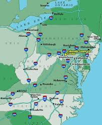 map eastern usa states cities united states map of the eastern states united states map with
